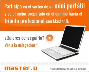 Sorteo en Facebook de un Mini Portatil