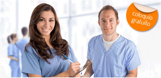 Coloquio sobre personal sanitario en MasterD