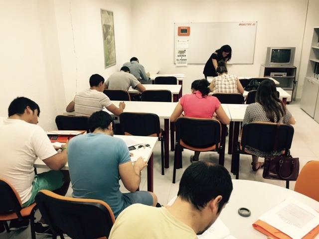 MasterD Huelva taller psicotécnico Policía Nacional