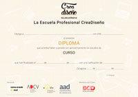Diploma MasterD Diseño